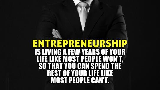 Entrepreneurship Definition
