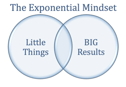 Business Coach, Exponential Mindset