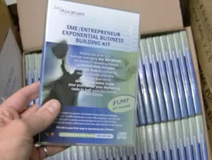 SME Toolkit, Business Building Kit, Jay Abraham