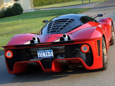 Sports Car, Fast Car