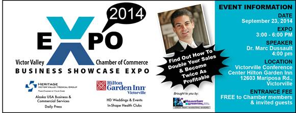 Victor Valley Business Expo