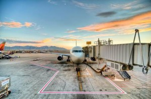 Plane Airbridge