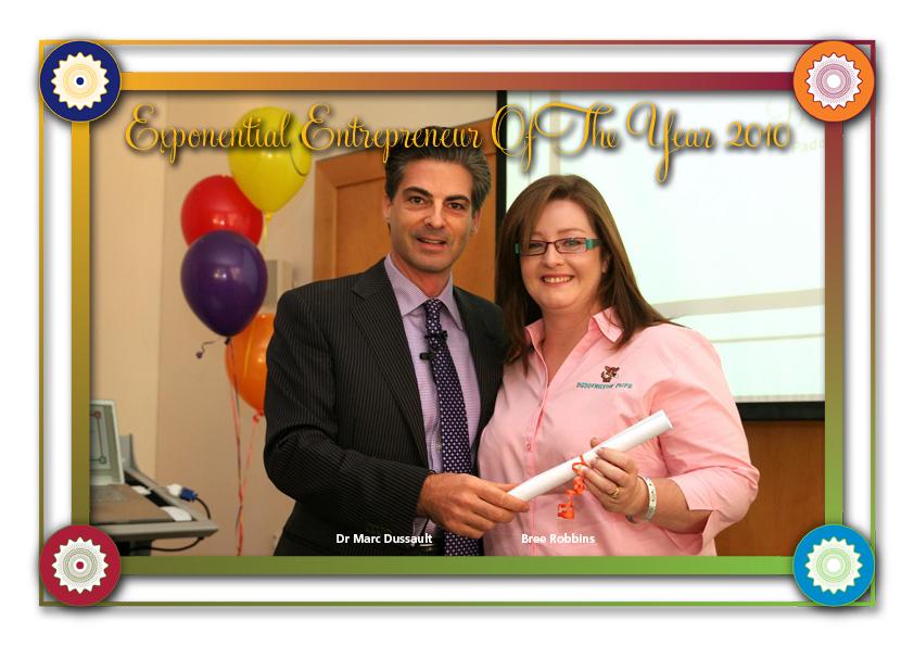 Bree Robbins - Paddington Pups - Exponential Entrepreneur Award Winner