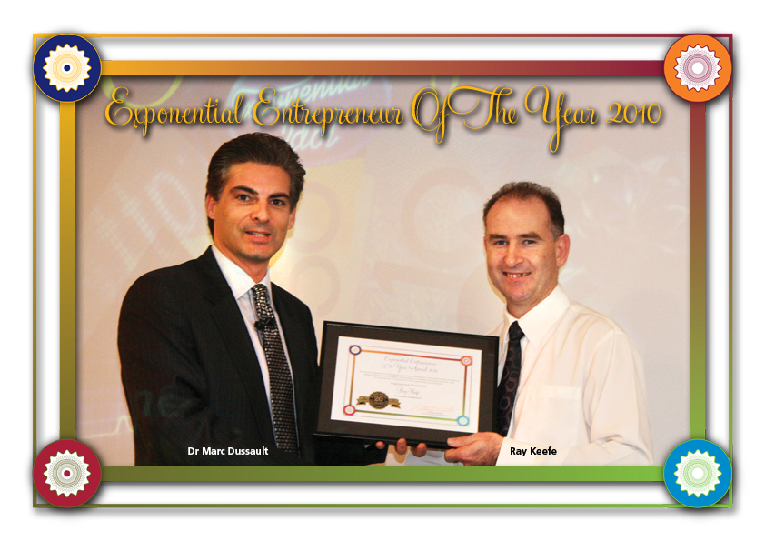 Ray Keefe – Successful Endeavours Category: Engineering Consultant