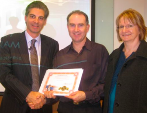 Ray Keefe - Successful Endeavours - 2010 Exponential Idol Award Winner