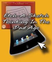 Exponential Programs - Etch-A-Sketch Icon