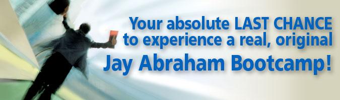 Jay Abraham, Bootcamp, Jay Abraham Bootcamp, Bootcamp Bundle