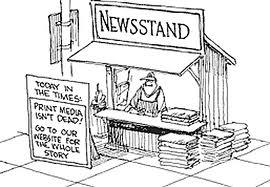 Print Is Dead, Print Advertising, Print Media Dying