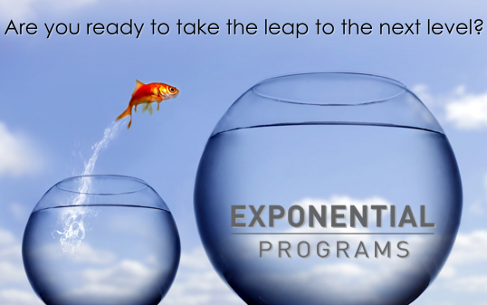 Exponential Programs - Take The Leap