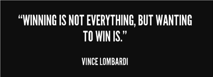 Winning - Willpower