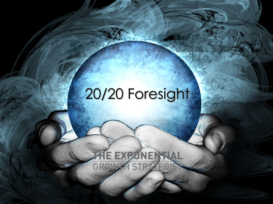 20-20 Foresight. Exponential Programs