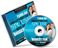 How To  Turn An Unsupportive Spouse Into Your Biggest Fan Audio Recording