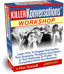 Killer Konversations™ Workshop