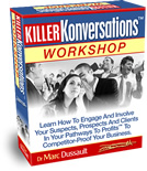 Komponent #2: Killer Konversations™ Workshop