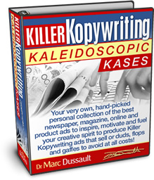 Komponent #5 Killer Kopywriting Kases Binder