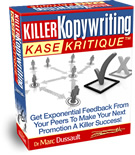 Komponent #4 Killer Kopywriting Kase Kritique