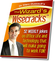 The Weekly Wizard's Wisecracks