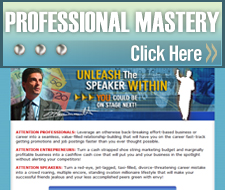 Professional Mastery Program