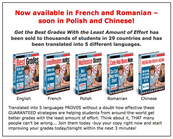 Now available in English, French, Romanian and soon Chinese and Polish!