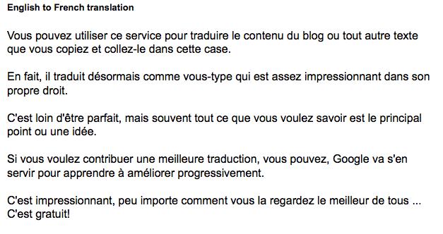 Google Translate -2