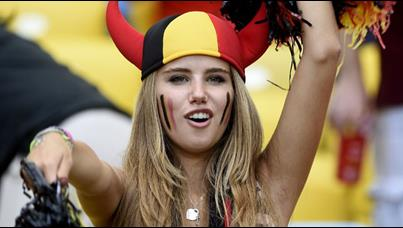 World Cup Model - Loreal