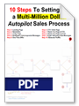 multi-million dollar sales process