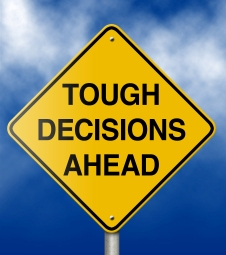 Leadership, Making Tough Decisions
