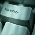Productivity keyboard key